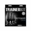 Kép 1/2 - Renegade Pleasure Plug 3 pc Trainer Kit szexkellékek