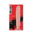 Kép 2/2 - RealStuff 9 inch Vibrator Flesh élethű vibrátor