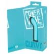 Kép 6/8 - Power Vibe Collection Curvy G-pont vibrátor