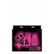 Kép 2/2 - Flirty Kit Set Pink szexkellékek