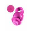 Kép 1/2 - Clit Ring Pink csiklóizgató