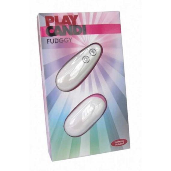 Play Candi Fudggy Boxed vibrációs tojás