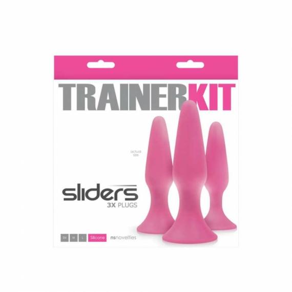 Sliders Trainer Kit Pink szexkellékek