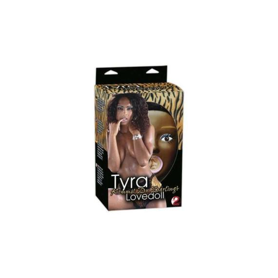 Love Doll Tyra guminő