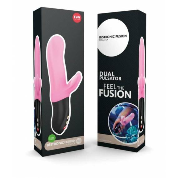Bi Stronic Fusion Candy Rose  G-pont vibrátor