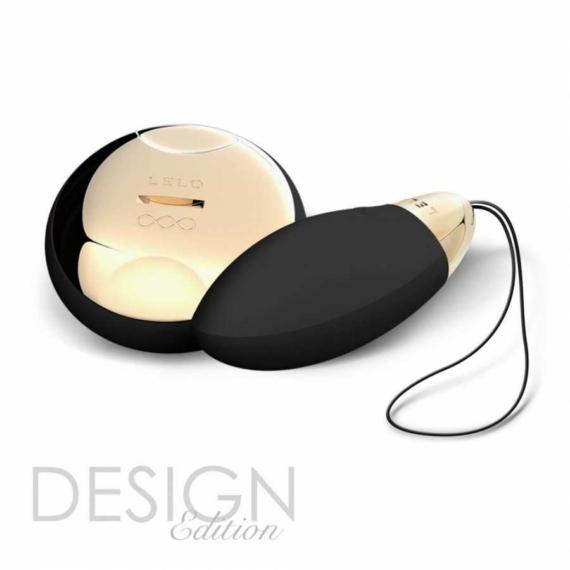 Lyla 2 Design Edition Black vibrációs tojás