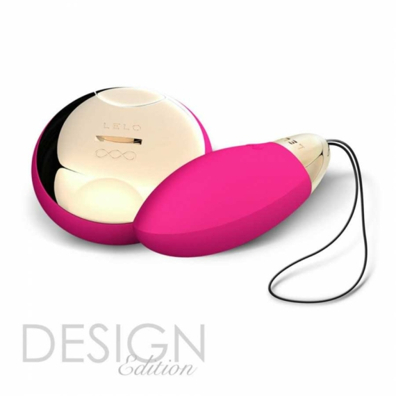 Lyla 2 Design Edition Cerise vibrációs tojás