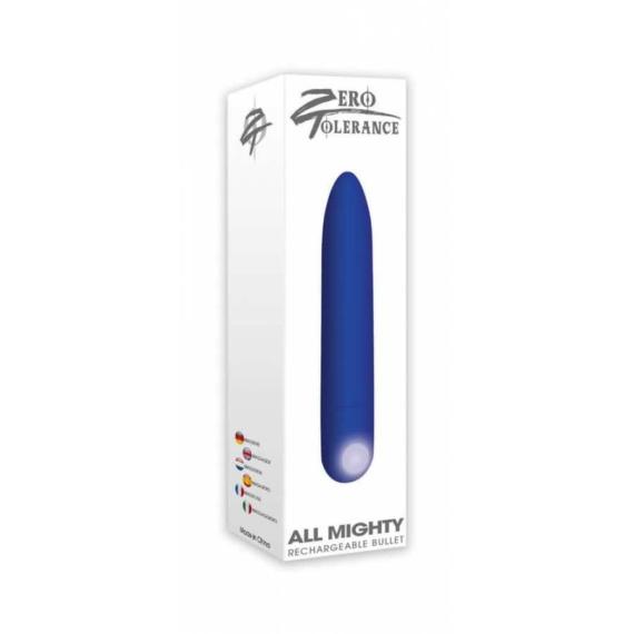 The All Mighty Bullet vibrációs tojás